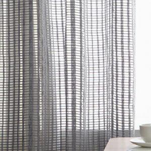 Luxdezine Sheer Curtains Vista Waffle