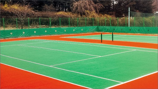 Luxdezine Turf Tennis College