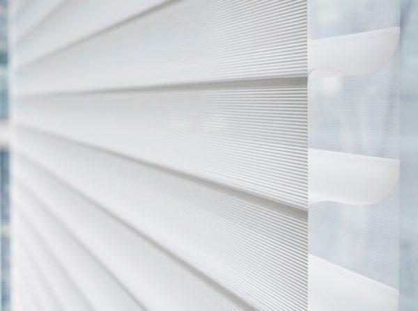 Luxdezine Window Blinds 3D Shade Privacy Details Zoom