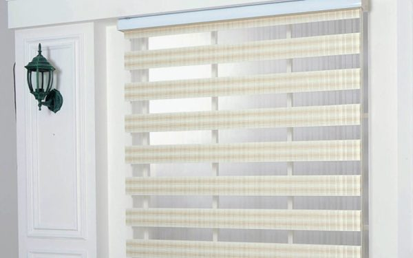 Luxdezine Window Blinds Combi Shades Karara