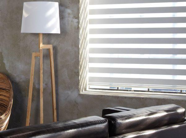 Luxdezine Window Blinds Combi Shades Modern Bedroom Classic Zoom