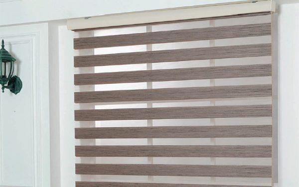 Luxdezube Window Blinds Combi Shades Orion
