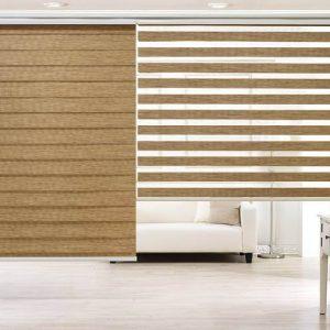 Luxdezine Window Blinds Combi Shades Wood Look Page 2