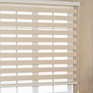 Luxdezine Window Blinds Combi Shades Woodlock Normal