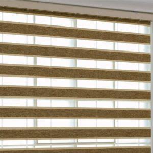Luxdezine Window Blinds Combi Shades Woosly