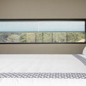 Luxdezine Window Blinds Honeycomb Blackout Modern