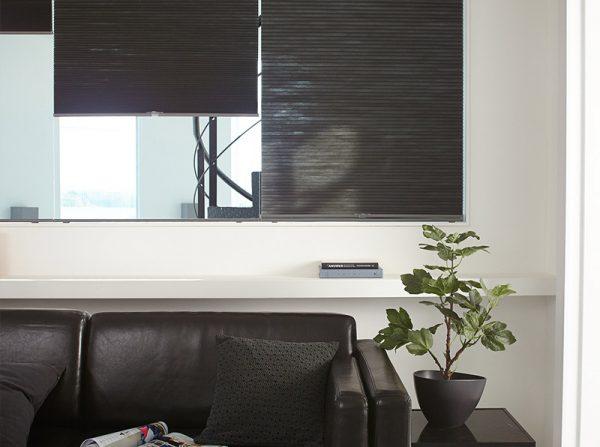 Luxdezine Window Blinds Honeycomb Blackout Nice Modern