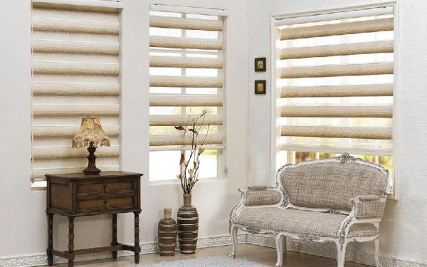 Luxdezine Window Blinds Pucker Sherbet Line 1