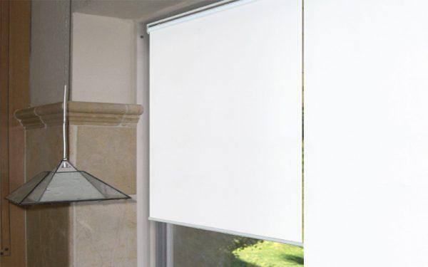 Luxdezine Window Blinds Roll Screen TC