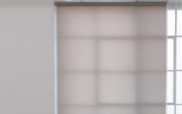 Luxdezine WIndow Blinds Roll Screen Cubic