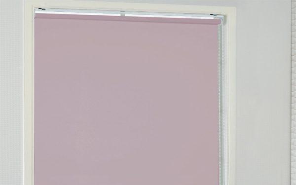 Luxdezine Window Blinds Roll Screen Pearl Blackout