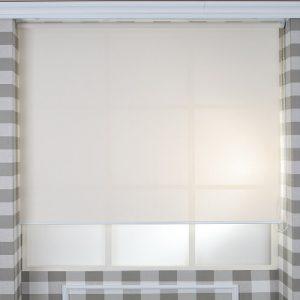 Luxdezine Window Blinds Roll Screen Sun