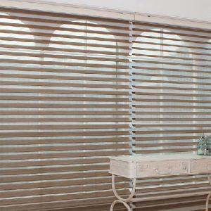 Luxdezine Window Blinds Triple Shade