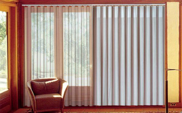 Luxdezine Window Blinds Verticals Noblesse 2
