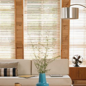 Luxdezine Window Blinds Wood Modern