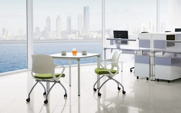 Luxdezine Conference Table Chair V6 Series