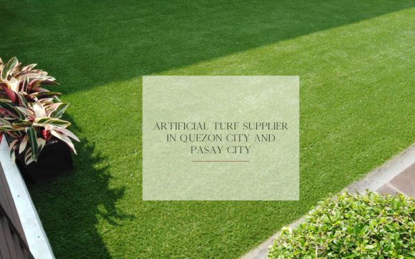 Luxdezine Artificial Turf Supplier In Quezon City And Pasay City