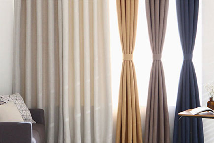 Colorful Blackout Curtains
